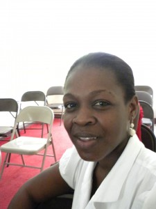 haitian nursing students Yvette Cherubin