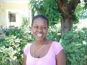 Haitian Nursing student