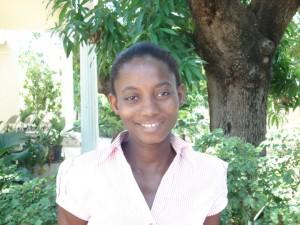 nursing student haiti